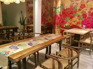 Scarab SAIGON Japanese Tea Cafe & Dining 店内