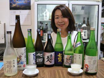 日本酒の魅力を、ベトナム人が広められるようになるまで…Standing BAR【日本酒で乾杯!】
